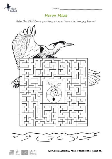 01b: Pudding maze