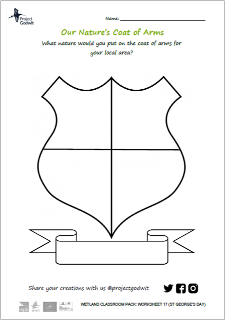 Worksheet 17: Design a Coat of Arms